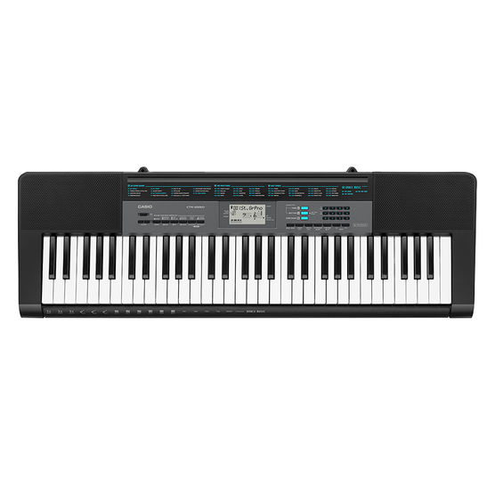 music lovers - casio keyboard