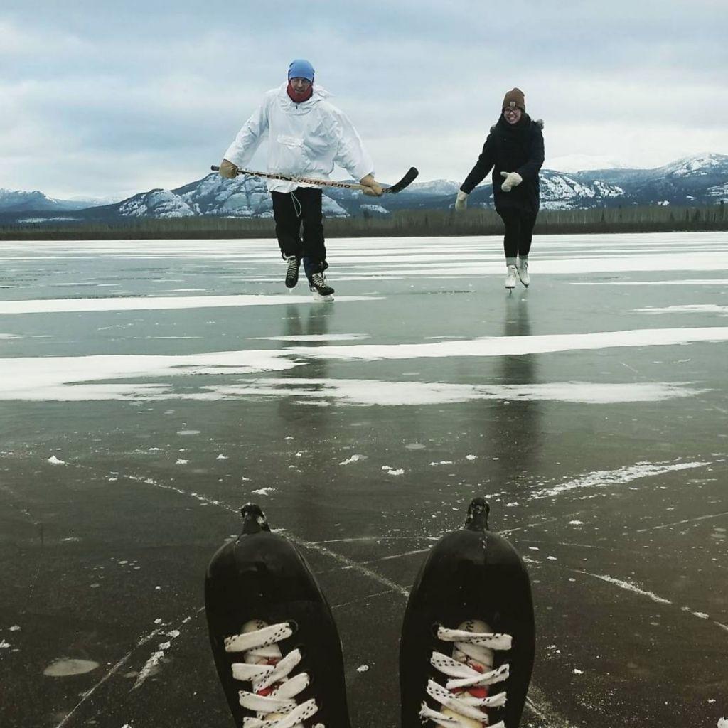Skating Rink Skates