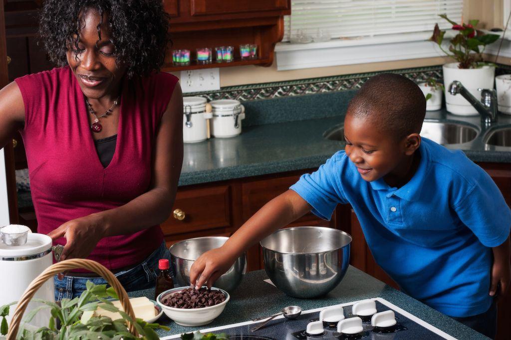 indoor activities - baking