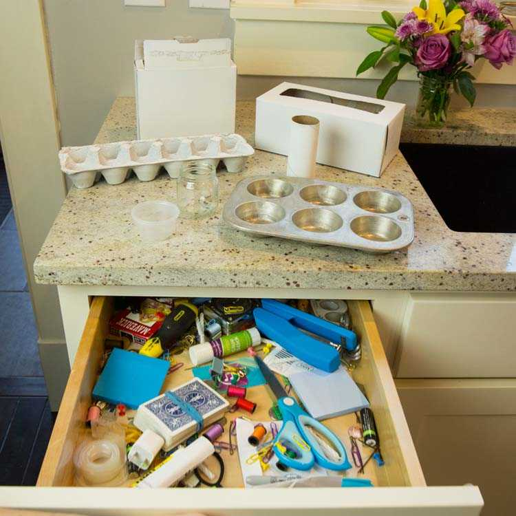 Upcycle Muffin Tin Egg Carton Organization Tips London Drugs