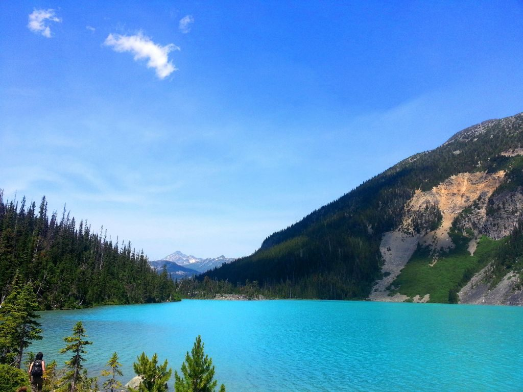 Pemberton BC Joffre Lake Getaway from Vancouver London Drugs