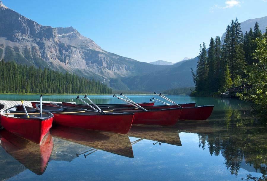 Emerald Lake Yoho National Park London Drugs