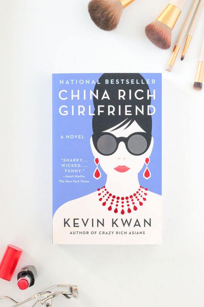 Book review: China Rich Girlfriend by Kevin Kwan