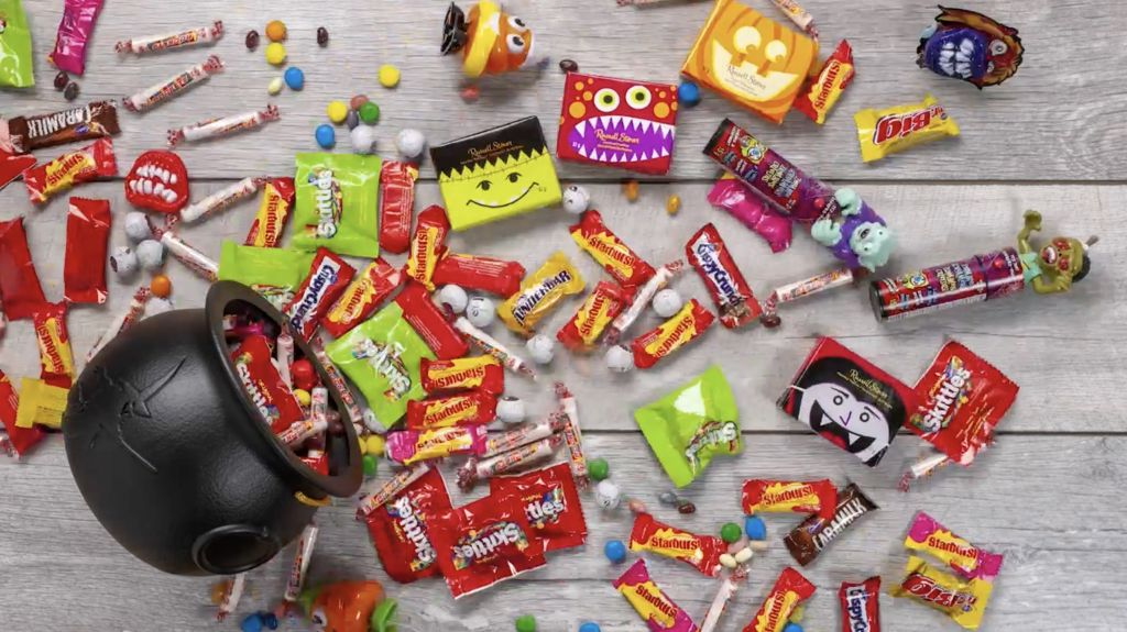 Bring Your Halloween Candy Wrappers Back to London Drugs