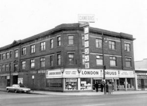 London Drugs first store 1968