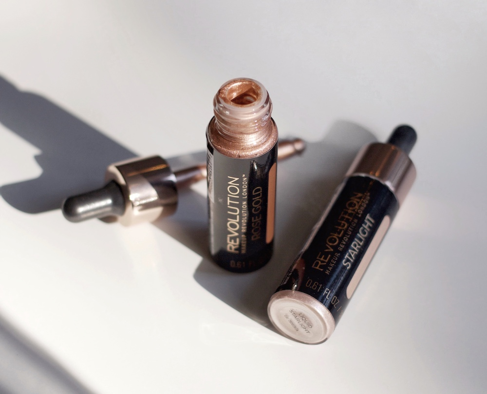Drugstore Beauty Products: London Drugs Liquid Highlighter Makeup Revolution