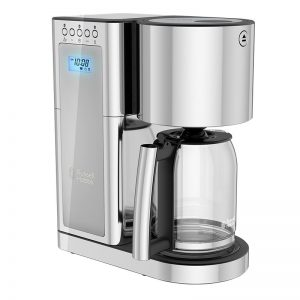 2018 Gifts for Trend Seekers - Russell Hobbs Coffee Maker