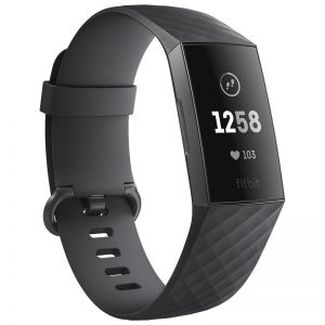 2018 Gifts for Trend Seekers: FitBit Charge 3