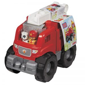 2018 Holiday Gift Guide for Kids - Mega Bloks Fire Rescue