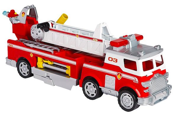 2018 Holiday Gift Guide for Kids - Paw Patrol Fire Truck