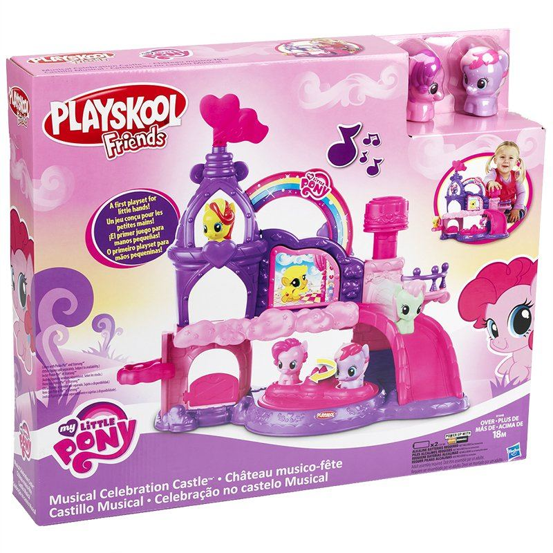 2018 Holiday Gift Guide for Kids - Playskool My Little Pony