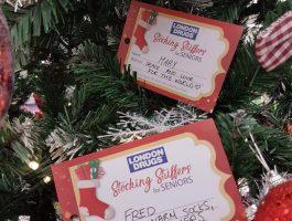 Stocking Stuffers for Seniors Christmas Tree