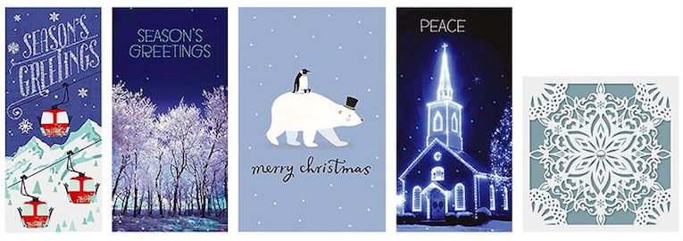 London Drugs 2018 Daily Deals: Christmas Cards