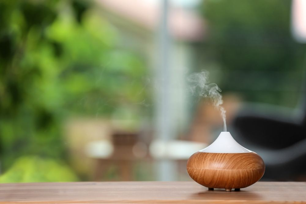 Using essential oils for holiday self-care