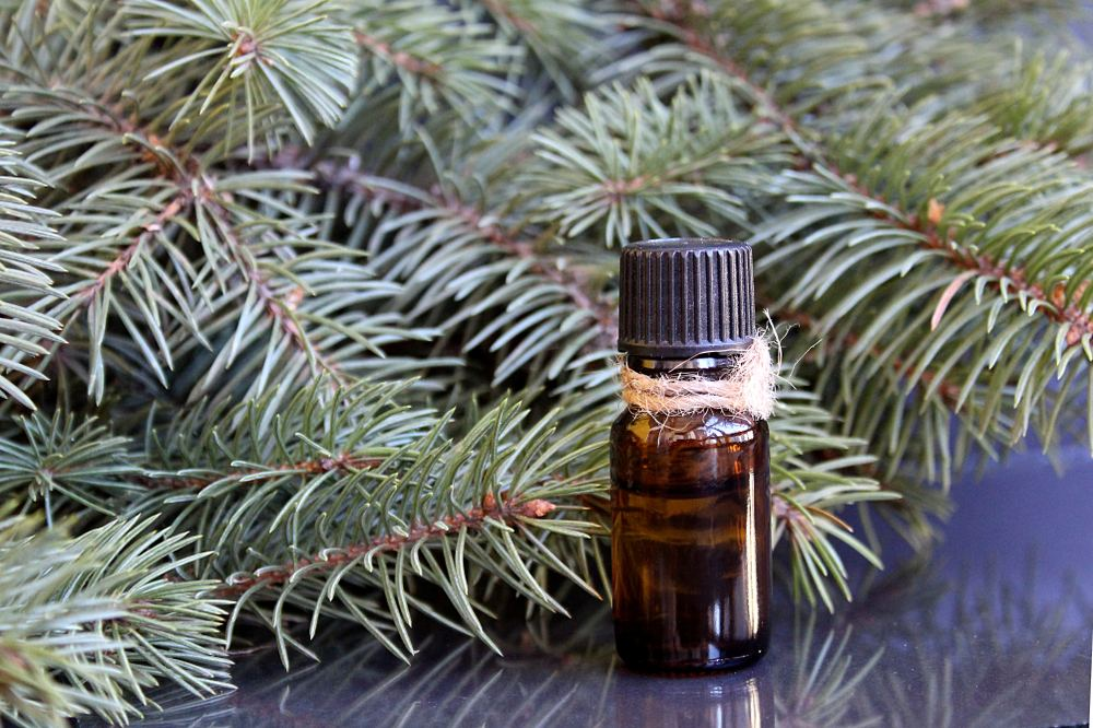 Essential oils for holiday self-care