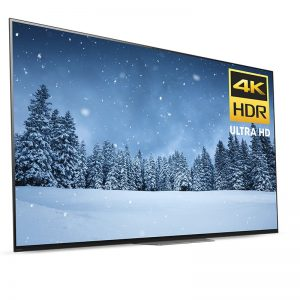 2018 Holiday Gift Guide - Sony 65-in OLED 4K UHD HDR Android TV