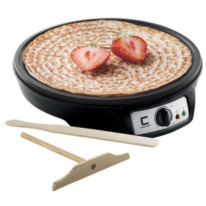 2018 Holiday Gift Guide: Chefman Electric Griddle and Crepe Maker