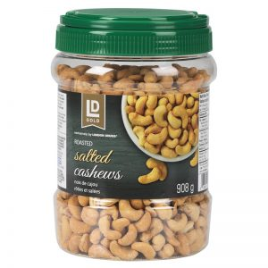 London Drugs 2018 Daily Deals: Roasted Mixed Nuts