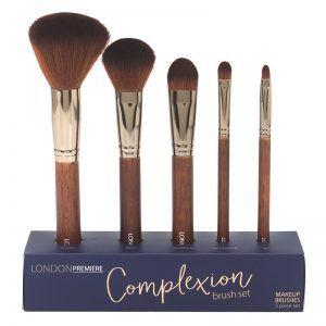 2018 Holiday Gift Guide: London Premiere Complexion Brush Set