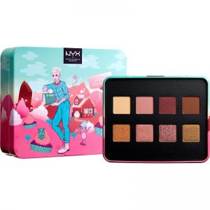 2018 Holiday Gift Guide: NYX Whipped Wonderland Shadow Set