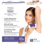 Silk'n Flash and Go Hair Removal Device