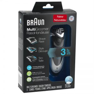 2018 Holiday Gift Guide: Braun Multi Groomer
