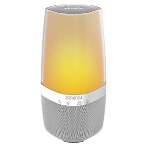 2018 Gift Guide: iHome Aroma Speaker with Lighting