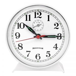 Marathon Mechanical Clock