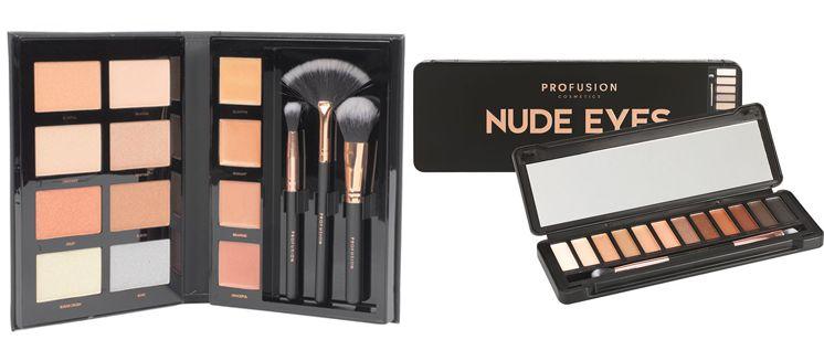 AMBER EYES   MAKEUP CASE   Profusion Cosmetics UK