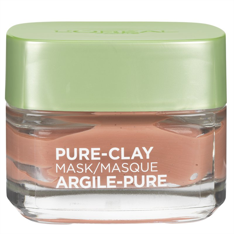 L'Oreal Pure-Clay Mask London Drugs Beauty