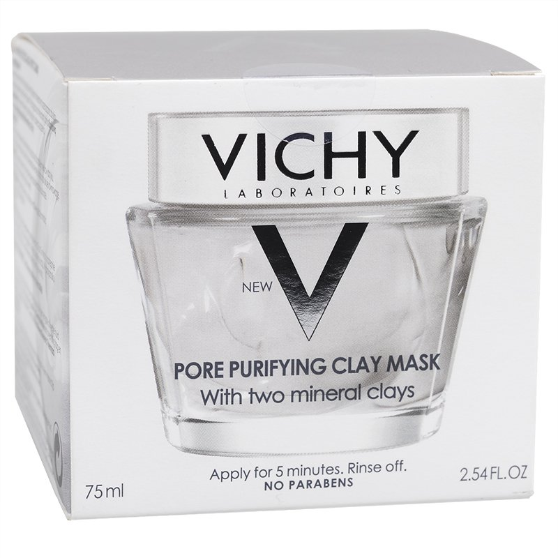 Vichy Pore Purifying Clay Mask London Drugs Beauty