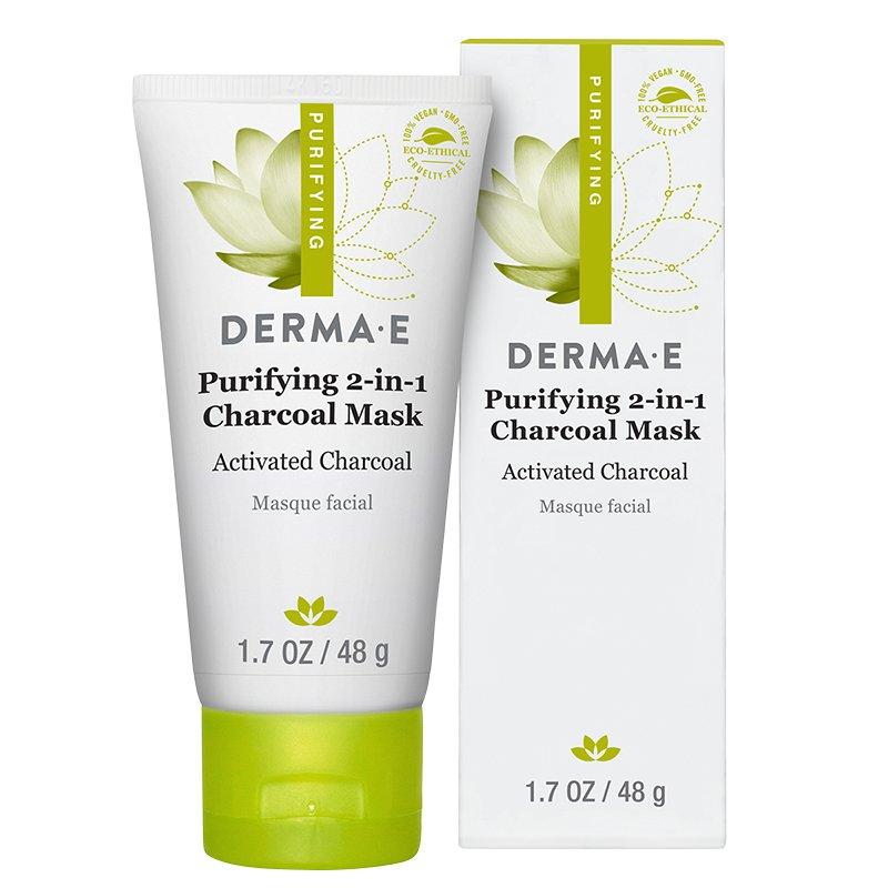 Derma-E Purifying Charcoal Mask London Drugs Beauty