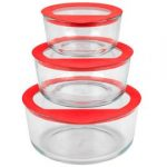 Pyrex containers