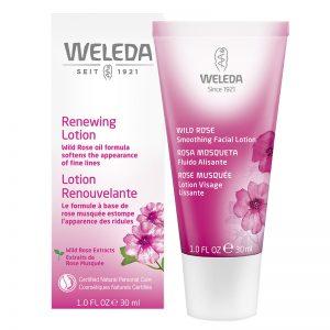 Weleda Wild Rose Renewing Lotion