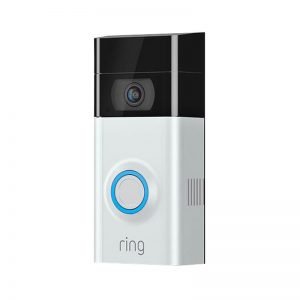 Ring Video Doorbell Security Camera