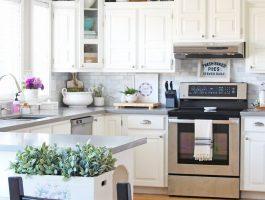 Organized Kitchen   Jenn Lifford - Home organizing tips influencer expert series   London Drugs