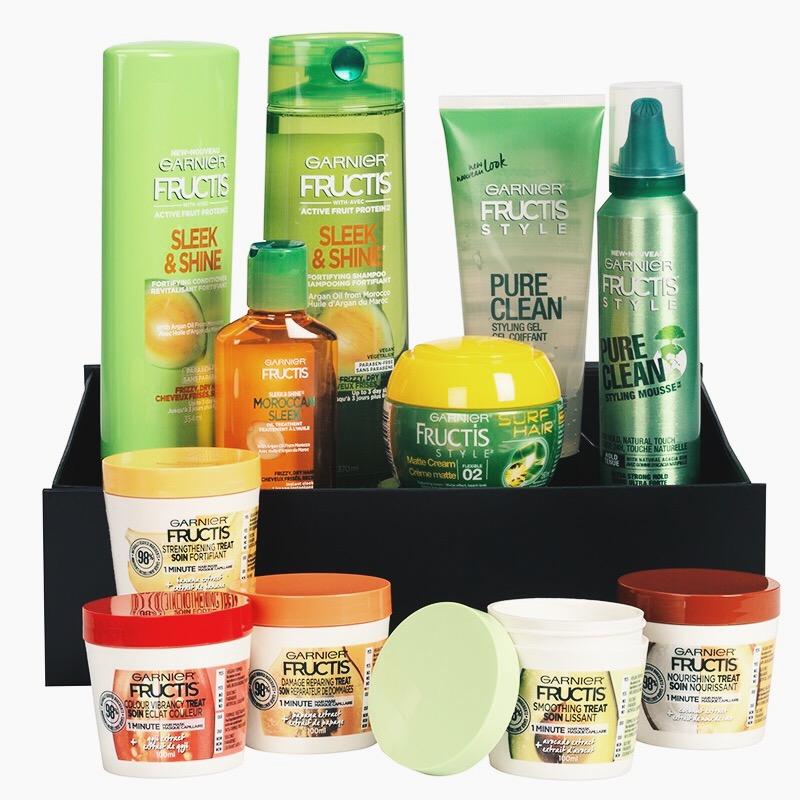Garnier Fructis Hair Care Prize Pack London Drugs Beauty