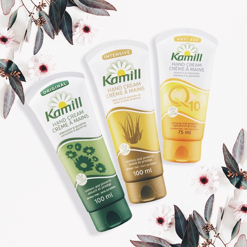 Kamill Hand Cream Giveaway London Drugs Beauty