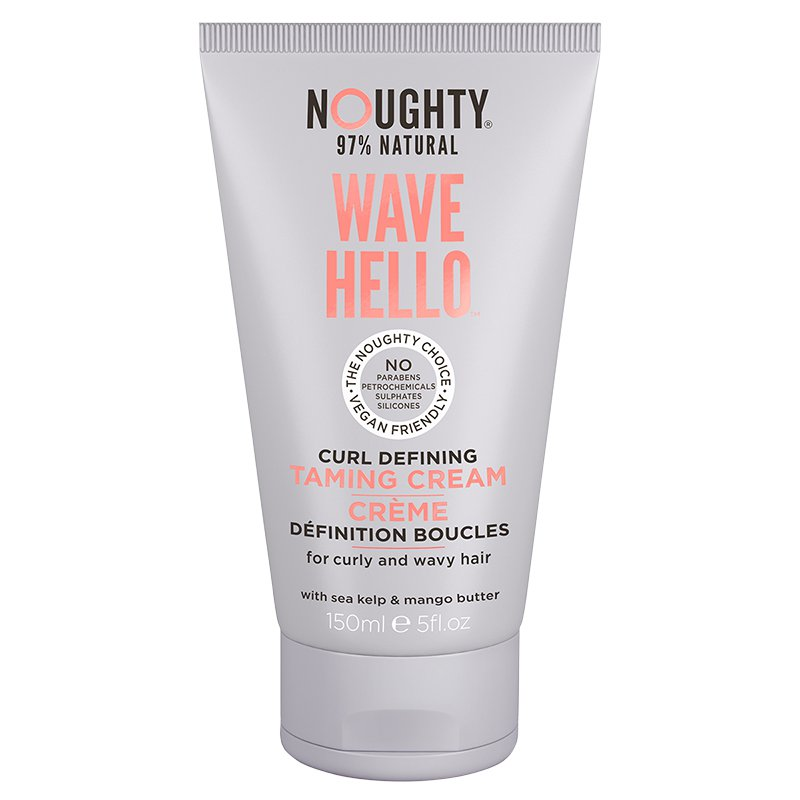 Noughty 97% Natural Wave Hello Curl Defining Taming Cream