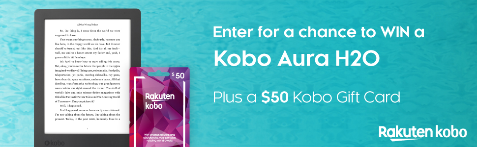 Enter to win one of Kobo's most popular eReaders! | London