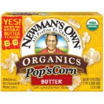 Newman's Own Popcorn