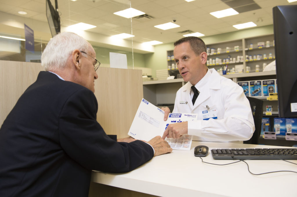 London Drugs launches campaign to prevent drug overdoses in seniors