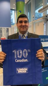London Drugs recycles 12 million pounds of waste
