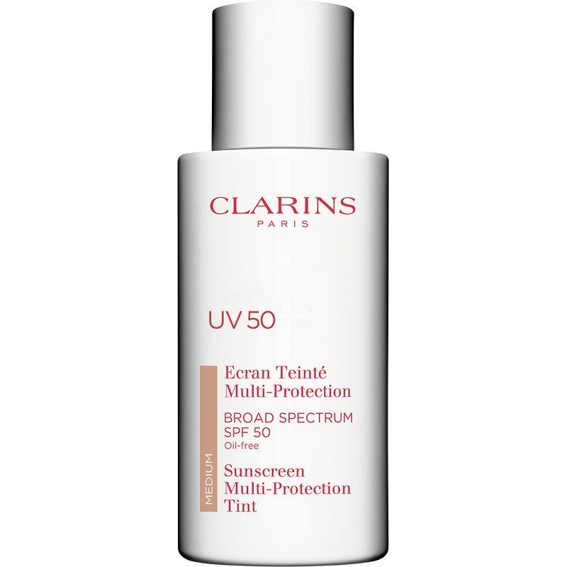 Clarins UV 50 - Sunscreen Multi-Protection Tint