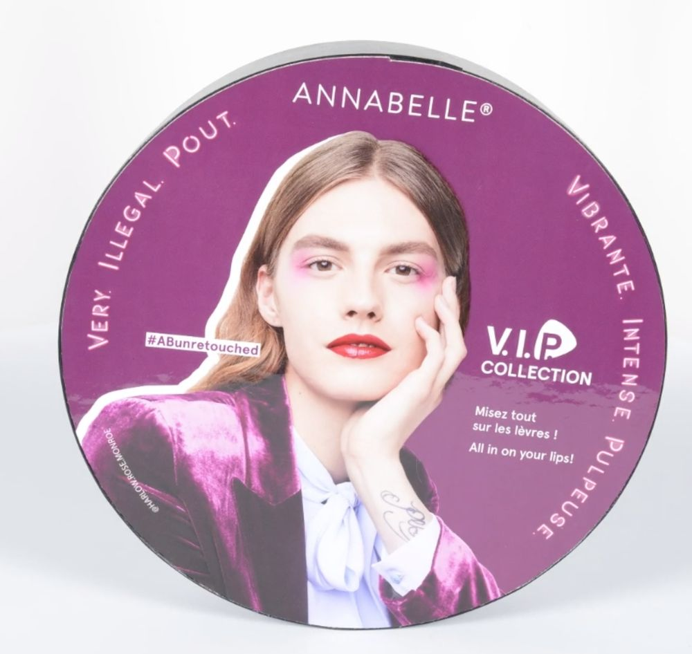 Very Illegal Pout Annabelle Lip Kit Giveaway