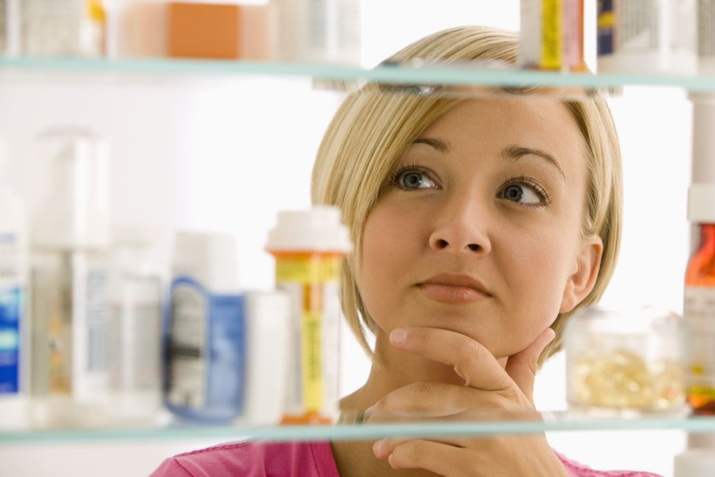 Tips for Cleaning Out Your Medicine Cabinet